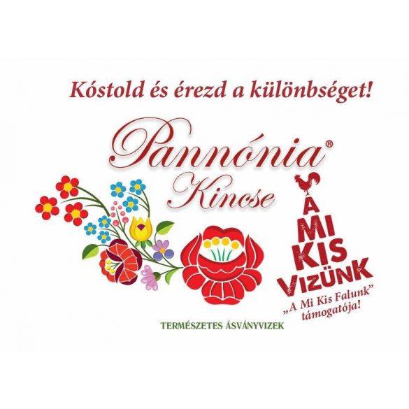 Pannónia Kincse pH7,9 natural mineral water 1,5l still in PET bottle