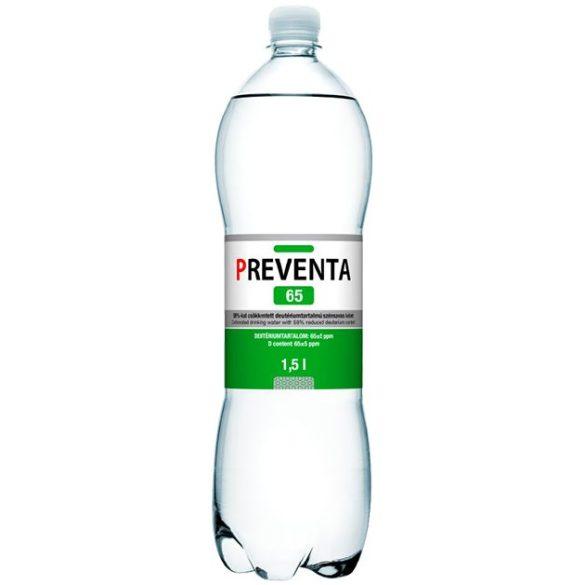 Preventa-65 reduced deuterium 1,5l sparkling water