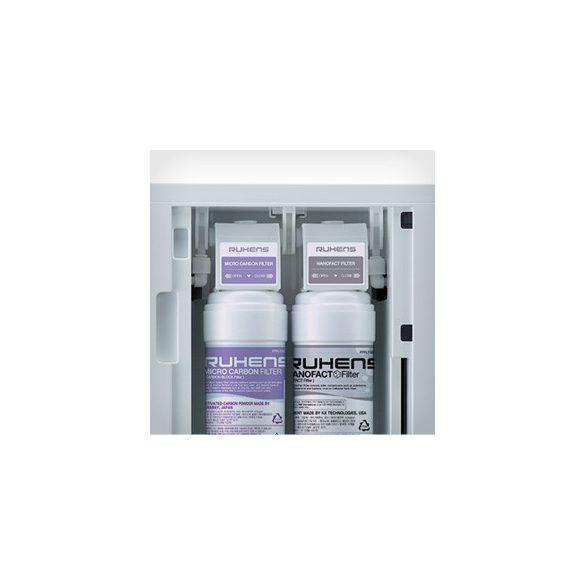 RHW-700 Asztali hálózati vízadagoló UV + 2 funkciós szűrővel