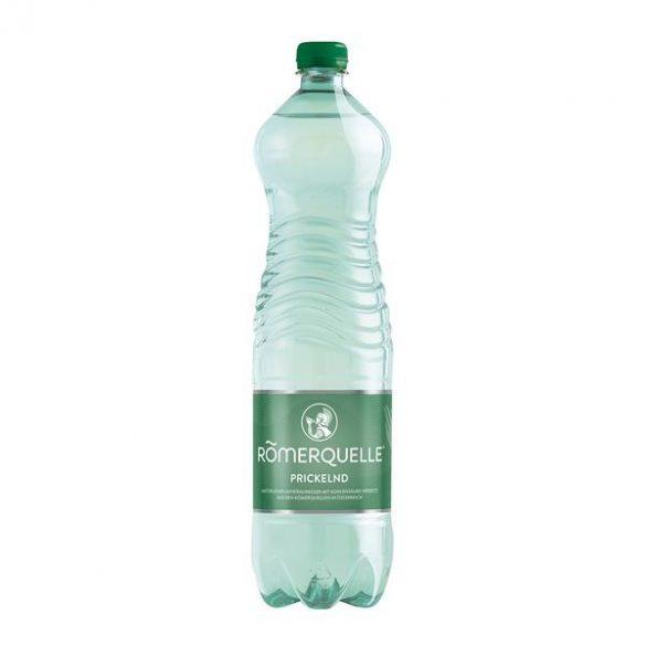 Römerquelle 1,5l szénsavas ásványvíz PET