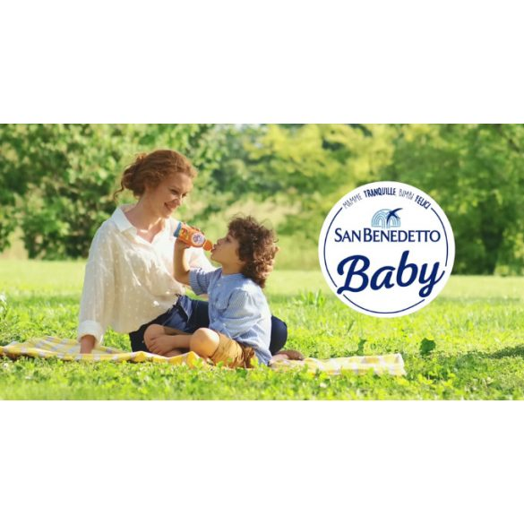 San Benedetto Baby 0,25l still spring water