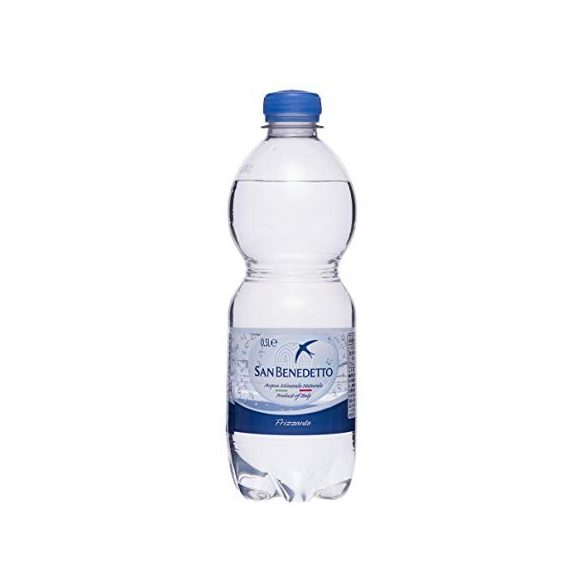 San Benedetto 0,5l sparkling mineral water
