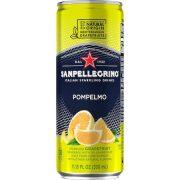 San Pellegrino Pompelmo(grapefruit) 0,33 dobozban