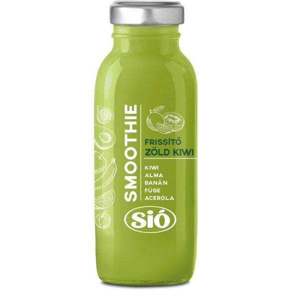 SIÓ Frissítő zöld kiwi 2.5 dl palackban