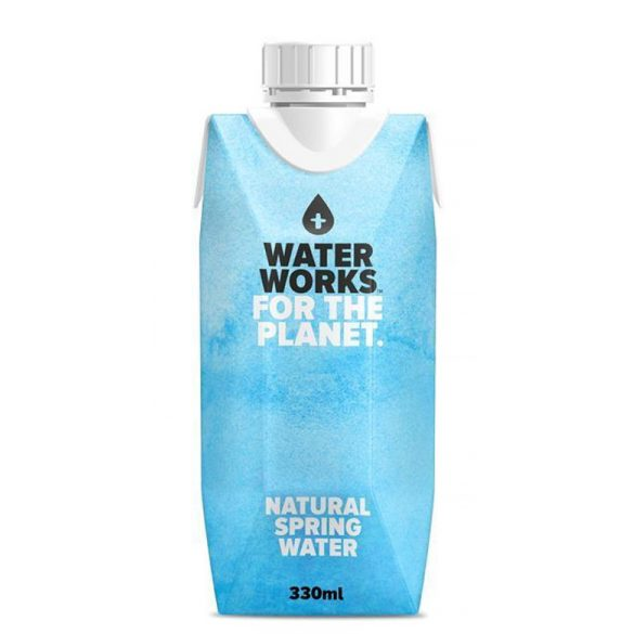Forrásvíz -Spring water 0,33l Tetra Pack