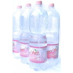 Super Aqua természetes mentes ásványvíz 1,5l