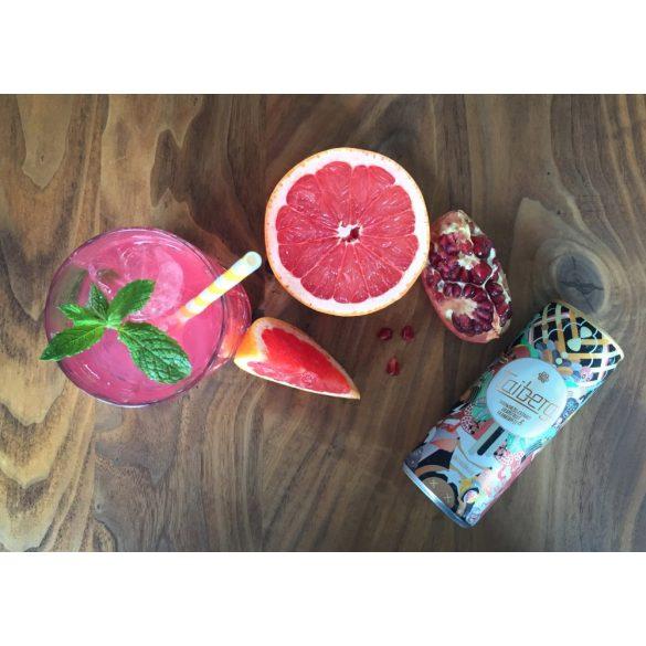 Taiberg Drink-taiga gyökér-gránátalma-grapefruit ízű energia ital 250ml alu dobozban