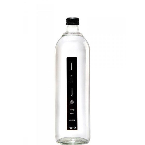 Tau szénsavas forrásvíz üvegben 0,75l