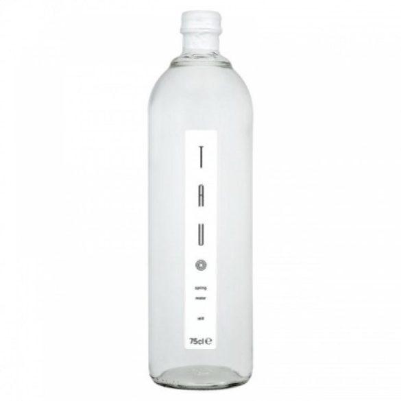 Tau szénsavmentes forrásvíz üvegben 0,75l