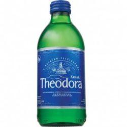 Theodora természetes dús ásványvíz 0,33l üveges