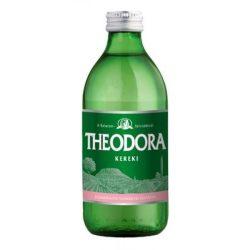 Theodora természetes mentes ásványvíz 0,33l üveges