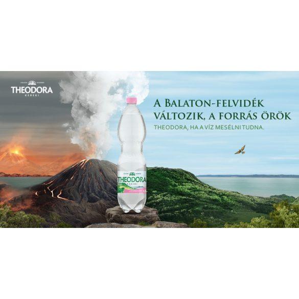 Theodora természetes mentes ásványvíz 0,5l