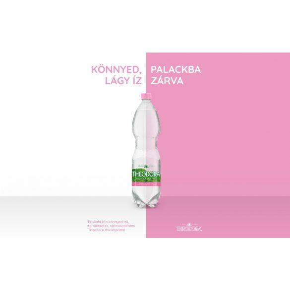 Theodora természetes mentes ásványvíz 1,5l