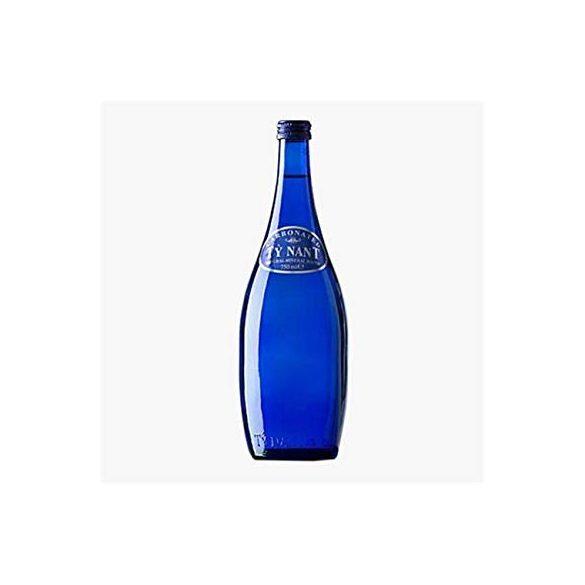 Ty Nant Blue forrásvíz 0,75l mentes üveg palackban