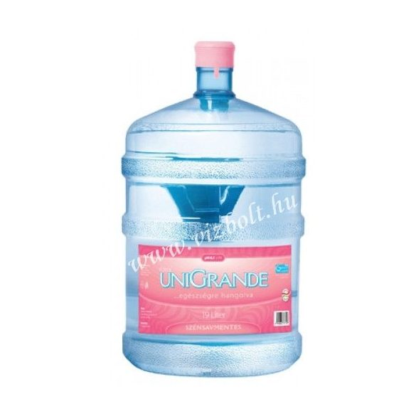 Unigrande pH8,4 ivóvíz 19l