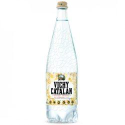 Vichy Catalan szénsavas ásványvíz 1l üveg palackban