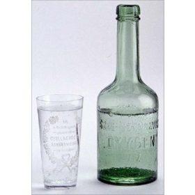 Magyar ásványvizek üvegben