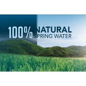 Premium spring water
