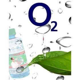 Oxigénnel dúsított ásványvizek