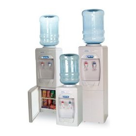 Used water dispensers