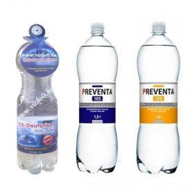 Deutérium csökkentett vizek