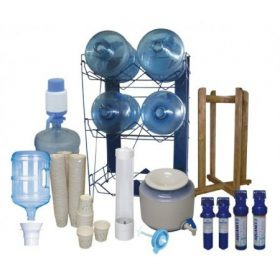 Water dispenser accessories