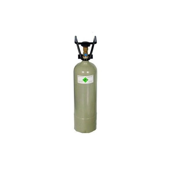 Szénsav palack CO2 5kg töltött