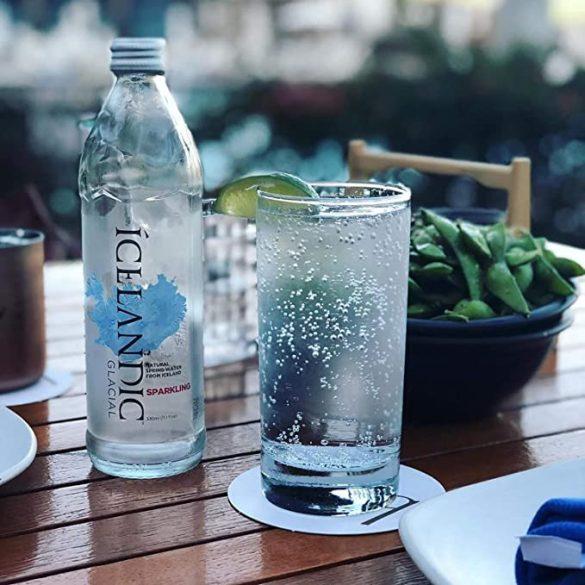 Icelandic Glacial Water 0,75l still in glas bottle