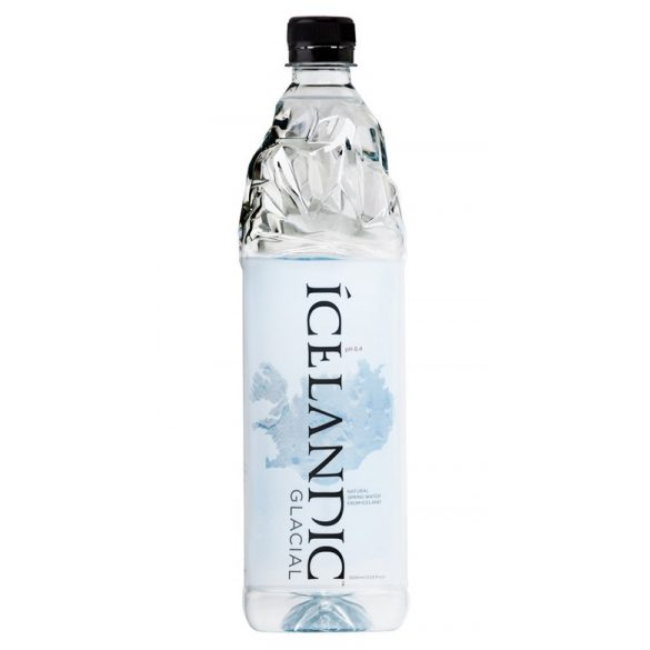 Icelandic Glacial Water 1l still in PET bottle
