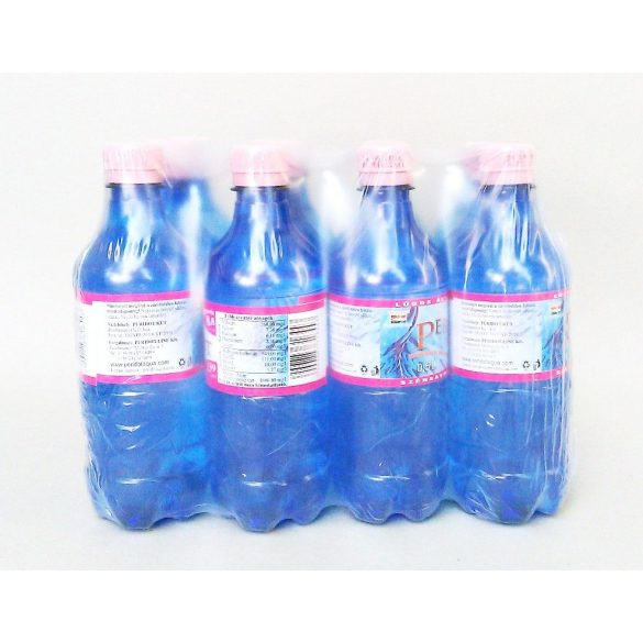 PERIDOT AQUA pH8,8 natural mineral water 0,5l still in PET bottle