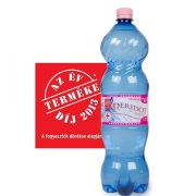 PERIDOT AQUA pH 8,8 natural mineral water 1,5l still in PET bottle