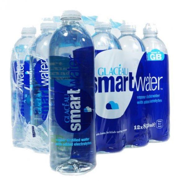 Smartwater 0,6l still water 12 pc