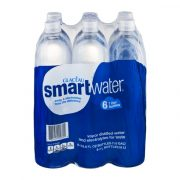 Smartwater 1l still 6 pc
