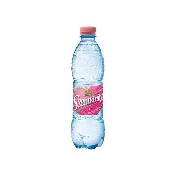 Szentkirályi  pH7,4 natural mineral water 0,5l still in PET bottle