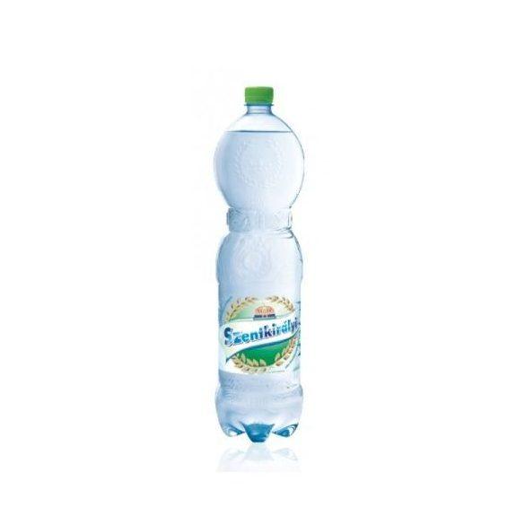 Szentkirályi  pH7,4 natural mineral water 1,5l mild in PET bottle