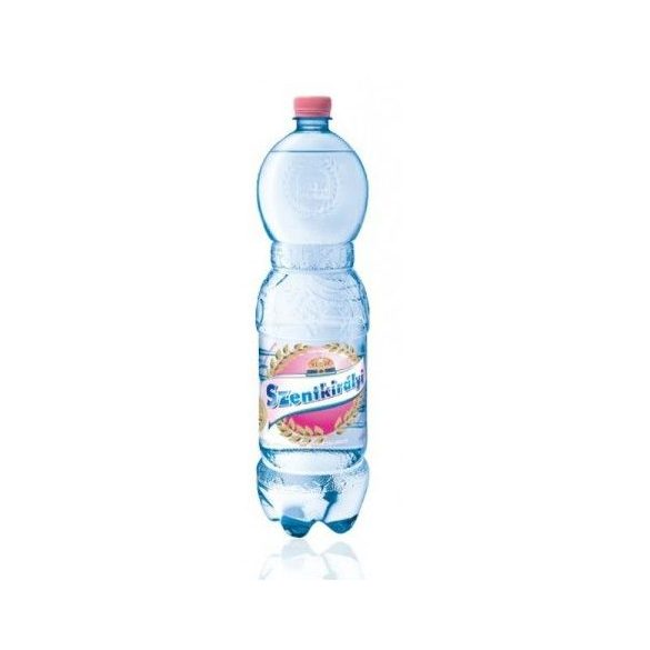 Szentkirályi  pH7,4 natural mineral water 1,5l still in PET bottle