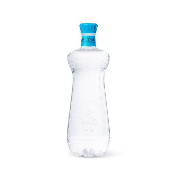 Vis Vitalis szénsavas ásványvíz 0,8l PET palackban