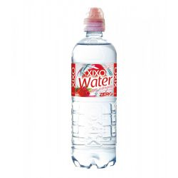 Xixo Zero water 0,5l sportkupakos mentes eper-málna ízben